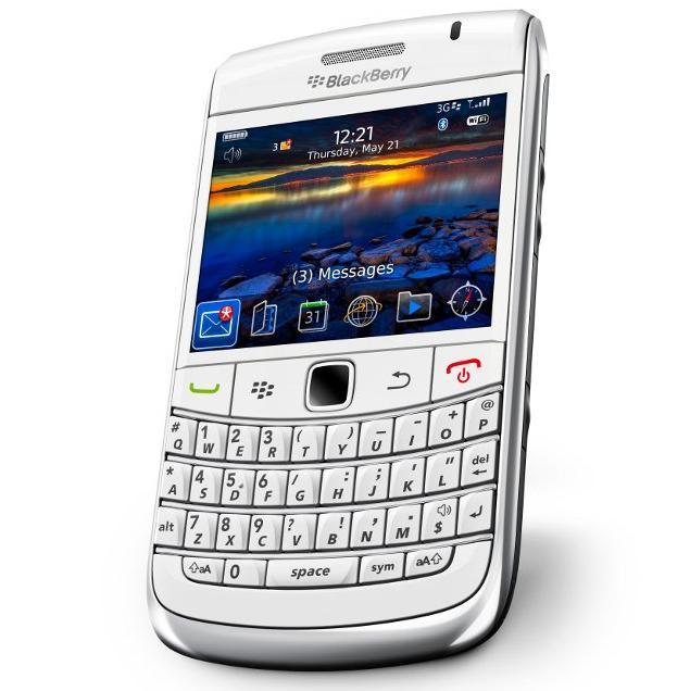 BlackBerry Bold Bold 9700 white