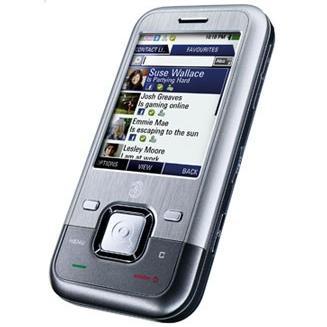 Facebook mobile phone