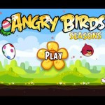 Angry Birds the Easter Version is now available