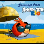 The first update for Angry Birds Rio coming soon