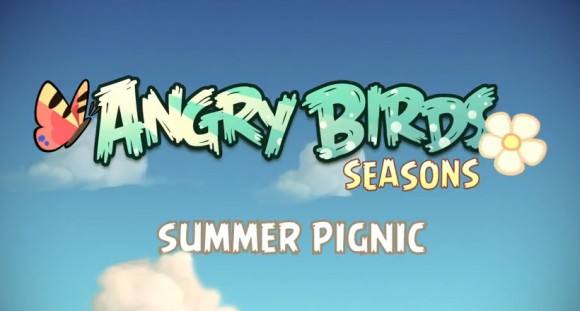 Angry Birds Seasons: Summer Pignic [video]