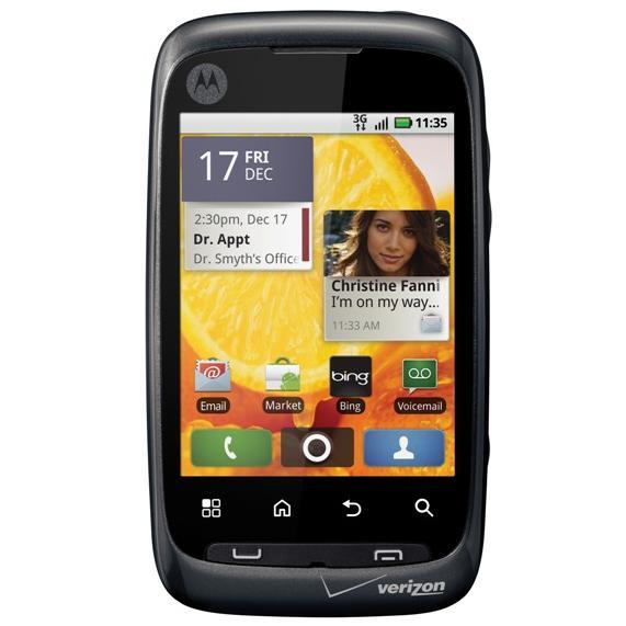 Motorola CITRUS Verizon