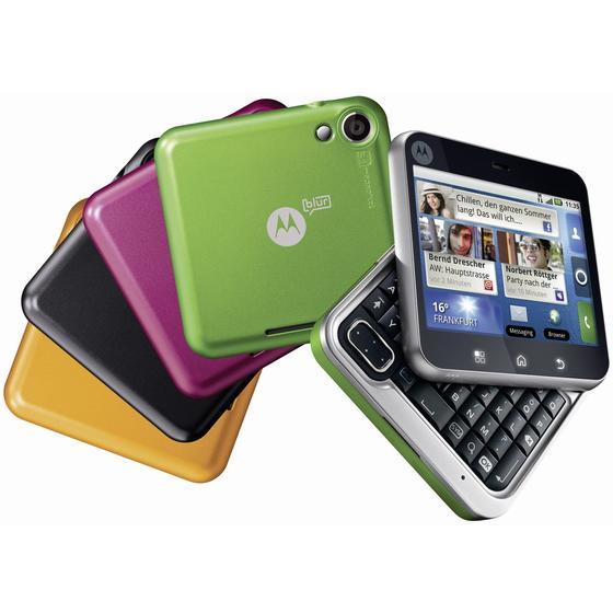 Motorola flipout price O2 Vodafone Germany