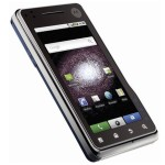 Motorola announced Milestone XT720 for Germany