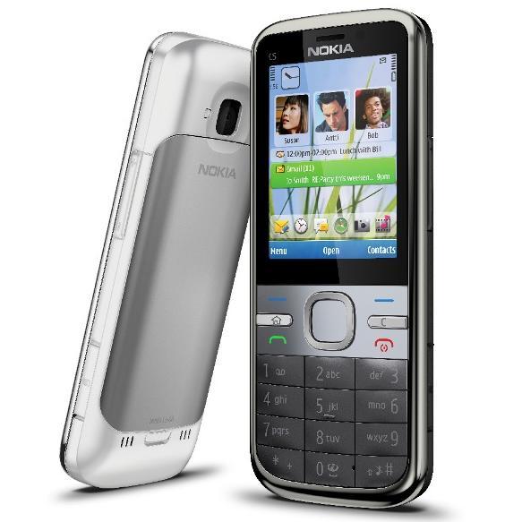 Nokia-C5-Back-India