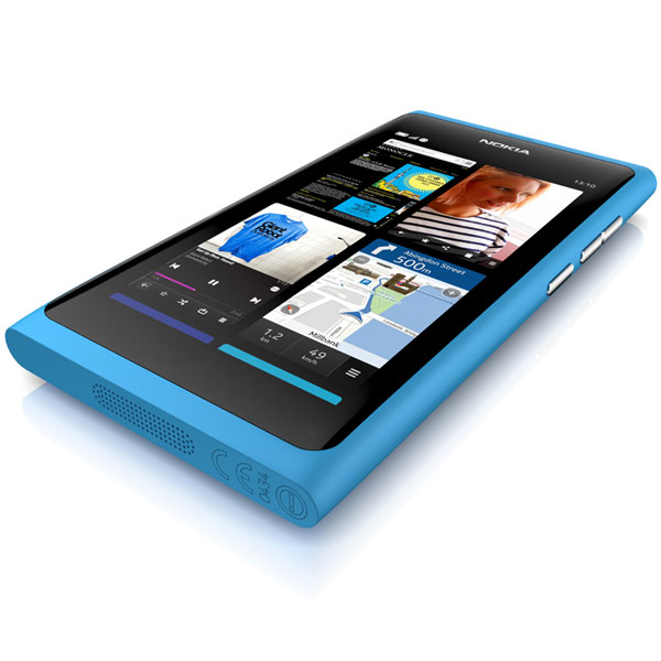 Software update for Nokia N9: firmware version 20.2011.40-4