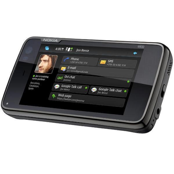 Nokia N900 FCam