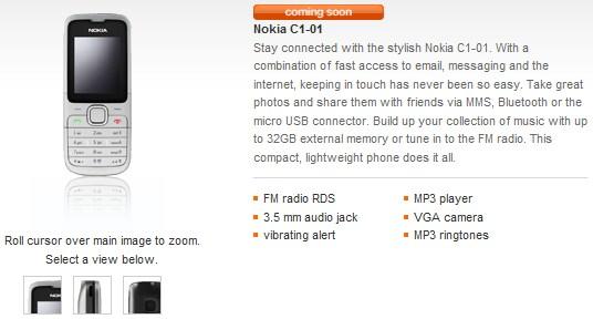 nokia-c1-01-orange-uk