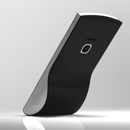 Nokia Kinetic Concept Back