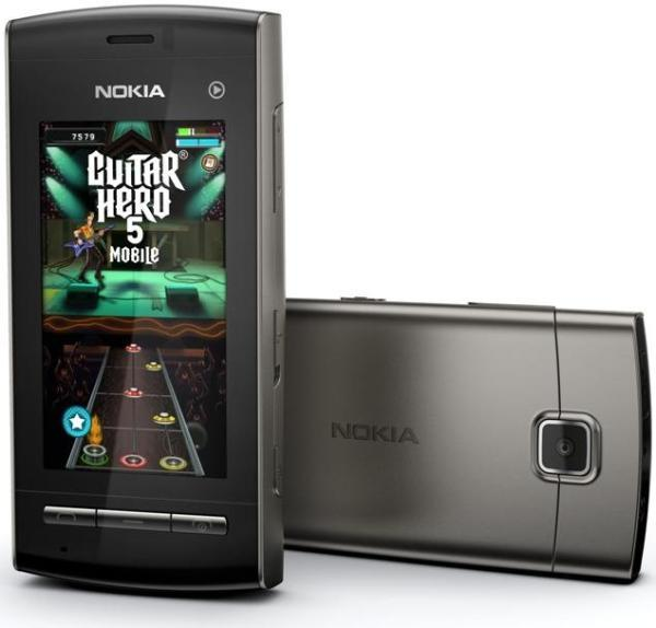 Nokia 5250 update software