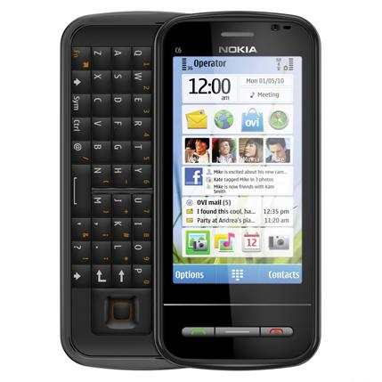 Nokia C6 in UK