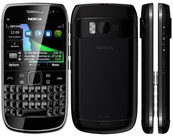 nokia-c6-front-back-left-right