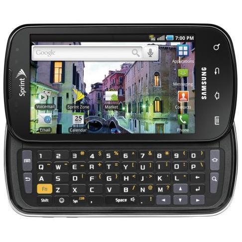 Samsung Epic 4G update