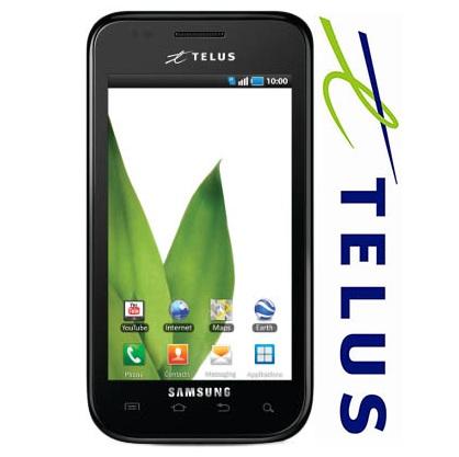 Samsung Fascinate Telus