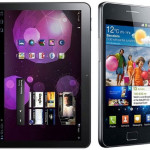 Galaxy Tab 10.1 and Galaxy S II release date on Vodafone UK