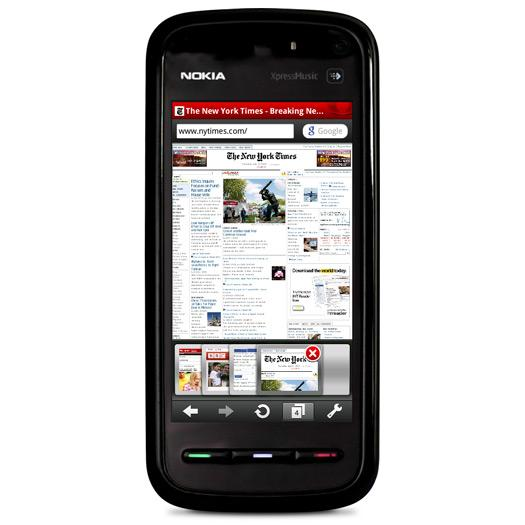 Opera Mobile 10.1 Beta Symbian S60