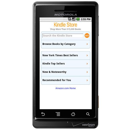 Kindle App for Android