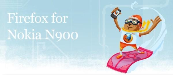 Firefox Maemo Nokia N900