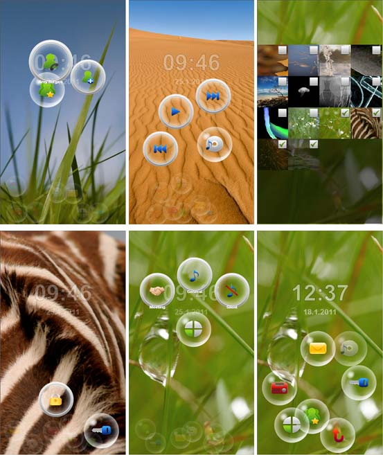 nokia bubbles is free and available for download from nokia beta labs