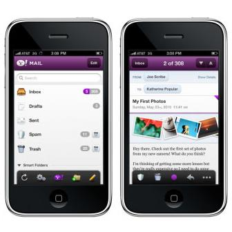 Yahoo Mail Messenger Android