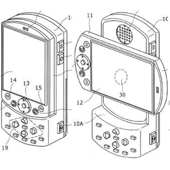 PSP-like Smartphone by Google and Sony Ericsson