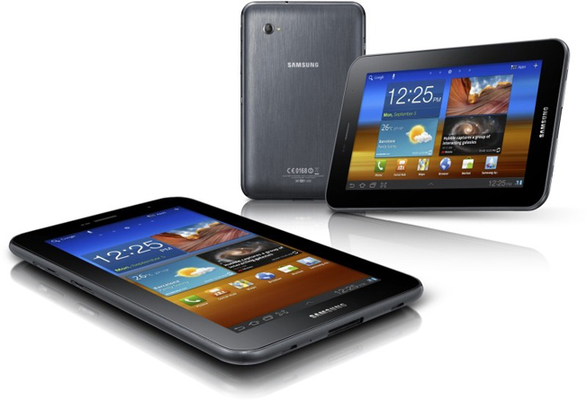 Samsung has unveiled the Galaxy Tab 7.0 Plus Tablet