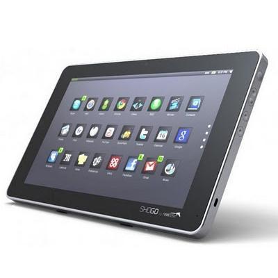 Shogo Linux Tablet