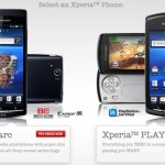 Xperia Play and arc comes on Rogers carrier in April 28