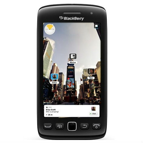 Verizon's BlackBerry Torch 9850 release date is September 8th