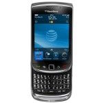 AT&T announced the BlackBerry Torch, a smartphone with BB OS 6 and slide QWERTY keyboard