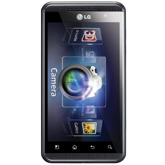 LG Optimus 3D will be running Android 2.3 Gingerbread starting the end of November
