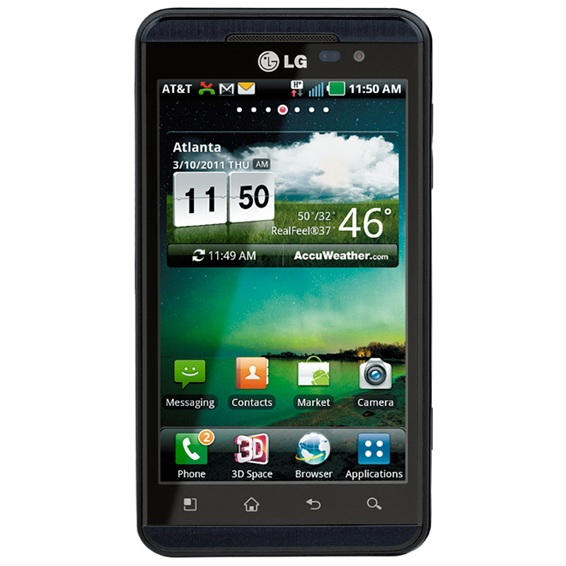 LG Thrill 4G AT & T