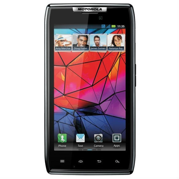 Motorola Droid RAZR receives update