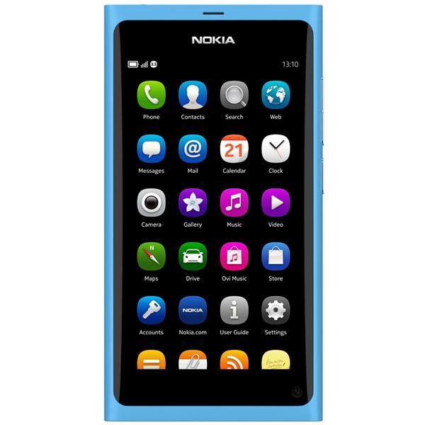 Nokia-N9-cyan-front