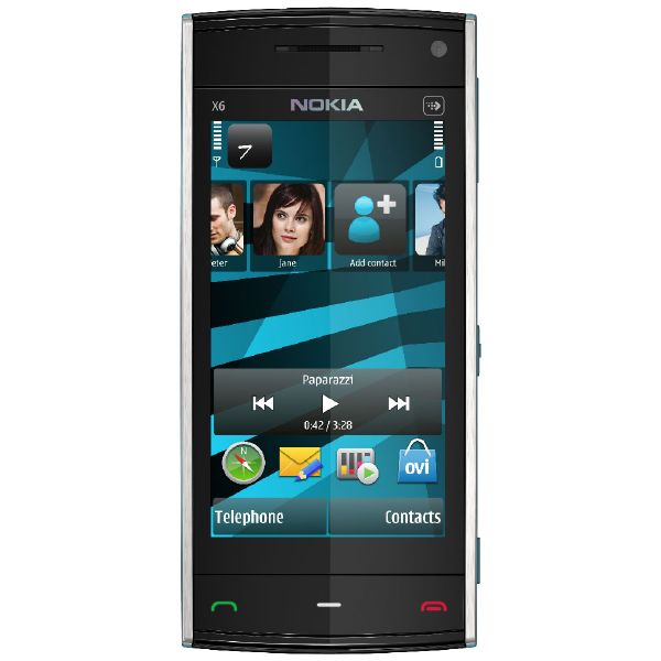 Nokia X6-8GB