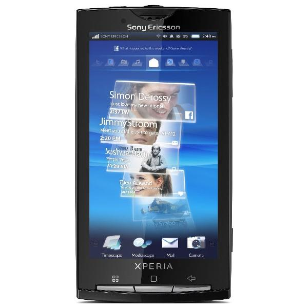 Sony Ericsson Xperia X10 AT&T